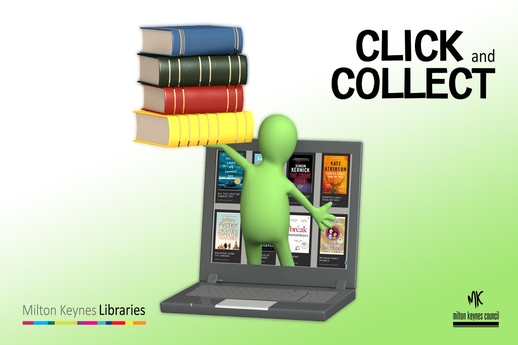 Stony Stratford Library Click & Collect Service Now Available